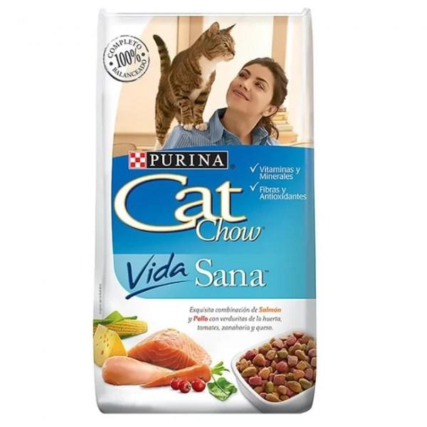 Cat Chow Vida Sana