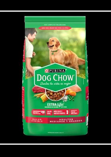 Dog Chow Adultos Medianos Y Grandes