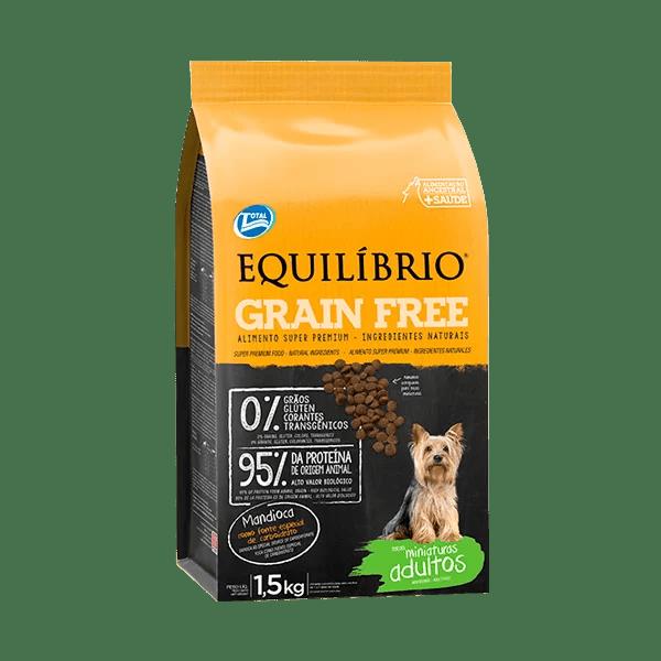 Equilibrio Perro Grain Free Mature