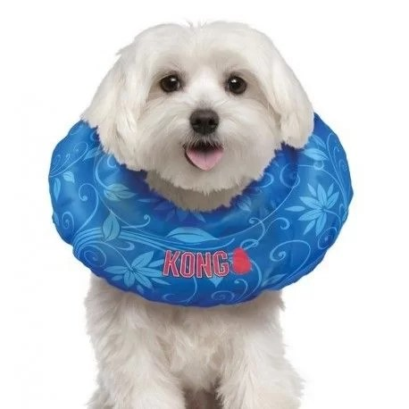 Kong Collar De Recuperacion Inflable Cushion small