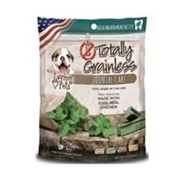 TOTALLY GRAINLESS Dog Snack Dental Pollo Y Menta