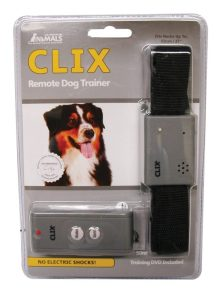 clix Best Remote Control Vibrating Dog Collars