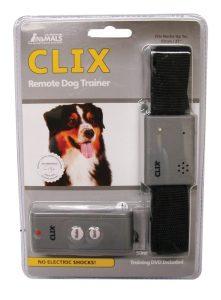 clix Best Remote Control Vibrating Dog Collars