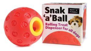 Dog Treat Ball Dispenser