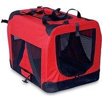BunnyBusiness Portable Fabric Dog Travel Crates