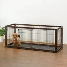Richell Expandable Dog Crates