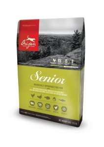 best senior dog food by OrIJen