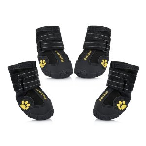 Petacc Dog Boots for LArge Dogs