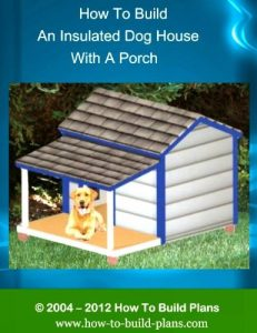 Insulating a Dog house