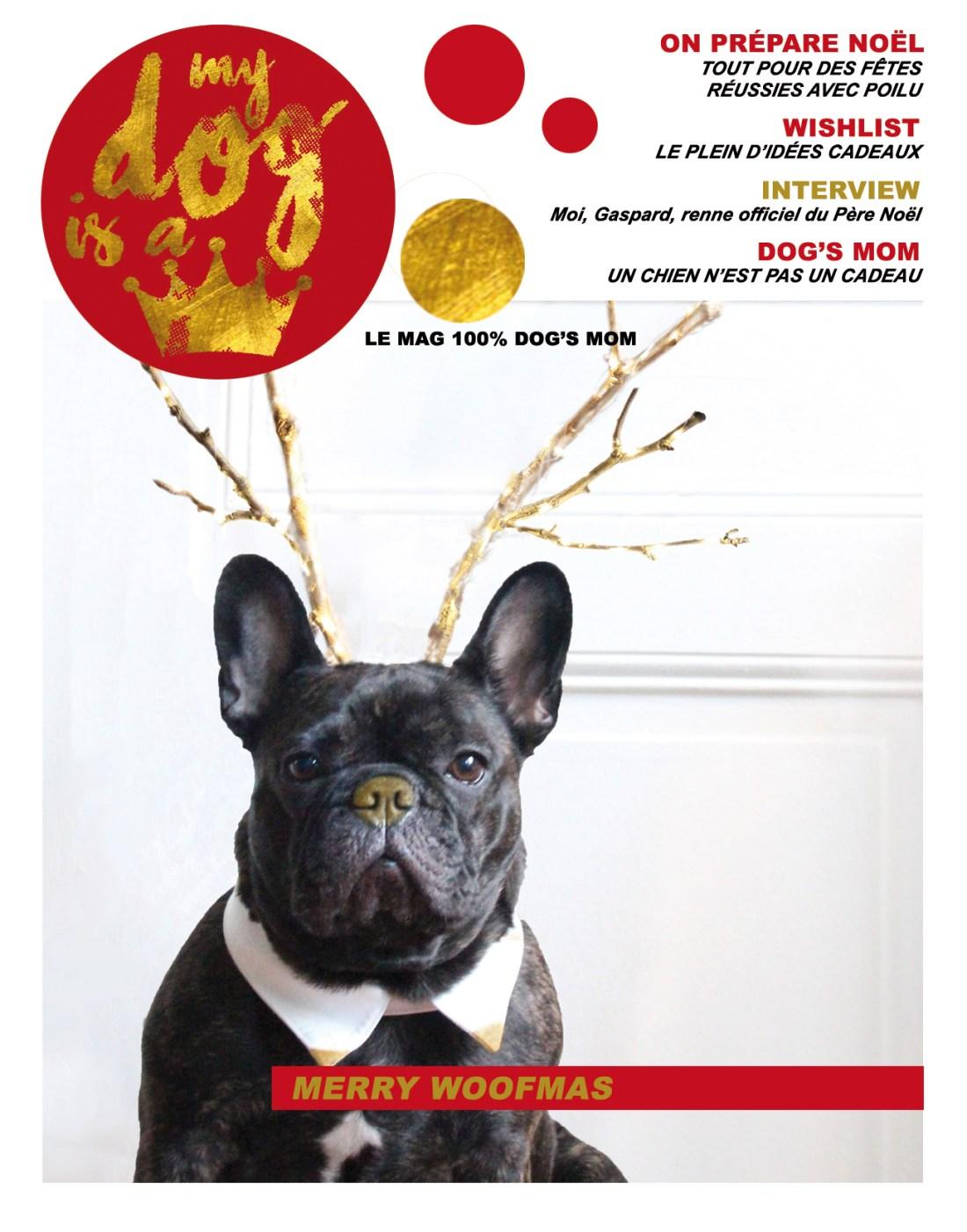 Décembre - Merry Woofmas