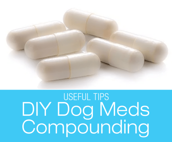 DIY Dog Medication Compounding: Make Your Own Capsules for your Dog's Meds