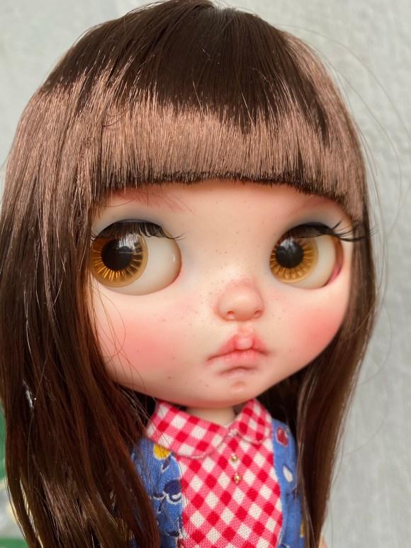 Blythe Custom Doll