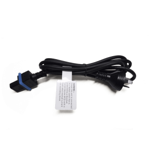 Black Power Cable for all Dolphin power supply units