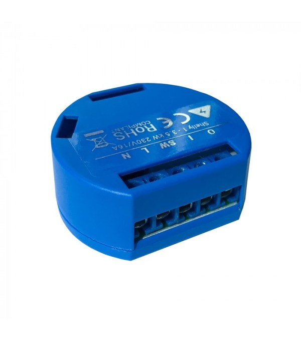 SHELLY - Micromodule intelligent Wi-Fi Shelly 1