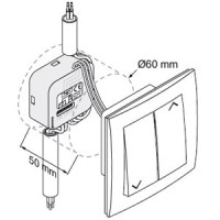 Micro-module Somfy pour volet roulant