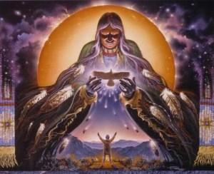 Считалось, что то, что Сновидимое передаст спящему, явится предсказанием будущего и спящий обязан последовать указаниям Сновидимого.