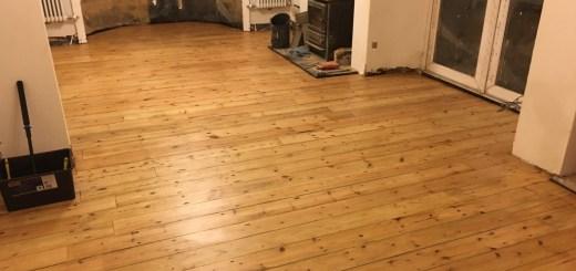 Stripped Floors