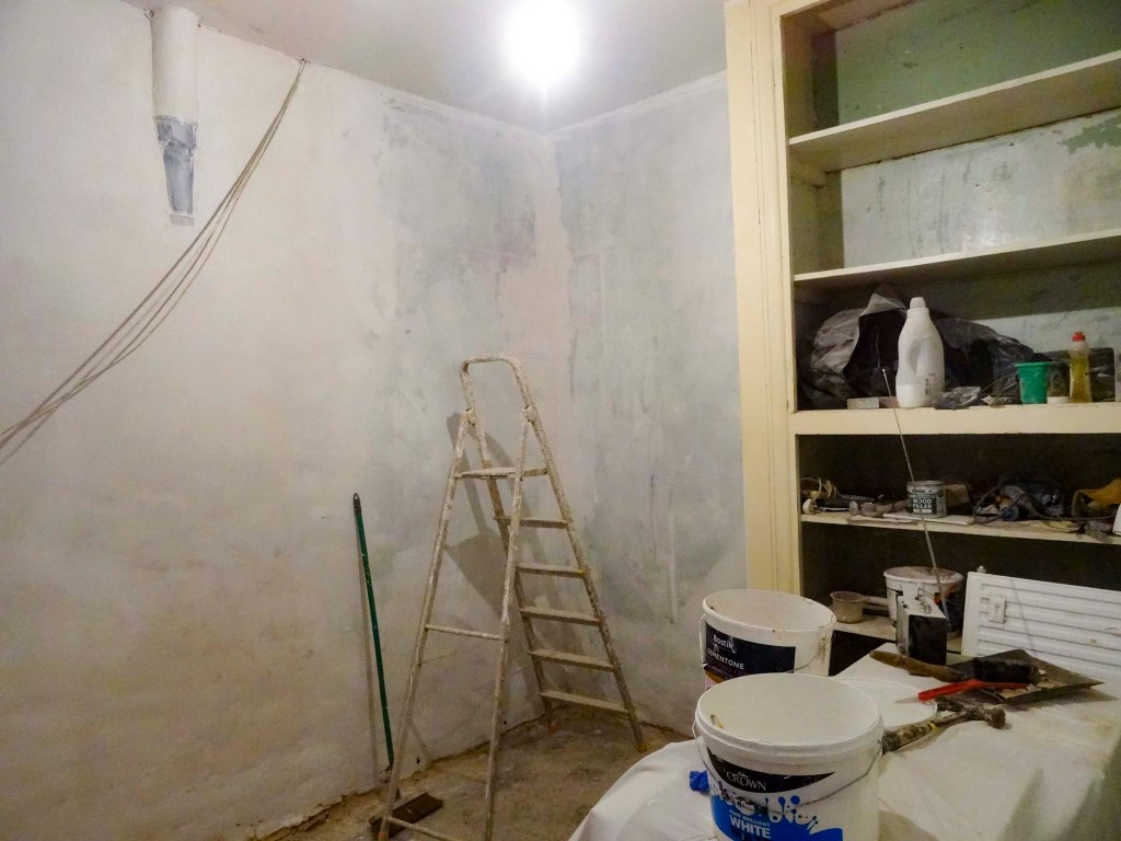 Painting and bodging
