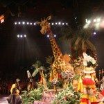 Is Festival of the Lion King closing?