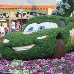 Alicia talks about the Epcot International Flower and Garden Festival