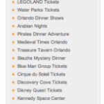 Check out DW Tickets for your Disney Ticket Needs!