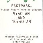 FastPass 101