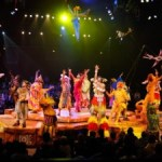 My favorite show at Disney World – Festival of the Lion King