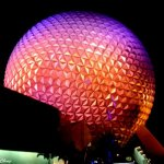 Epcot Future World: Spaceship Earth