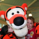 Wordless Wednesday – Disney Letter T for Tigger!