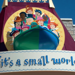 50th anniversary of it's a small world