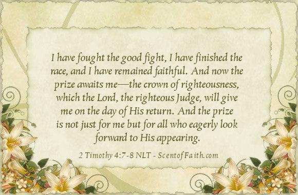 2Timothy 4:7