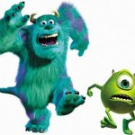 #DisneyMusicMonday – Mike and Sulley