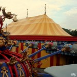 Magic Kingdom Attraction Guide – Dumbo the Flying Elephant