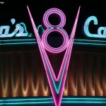 The Blogorail: Flo's V8 Cafe at Disneyland Resort