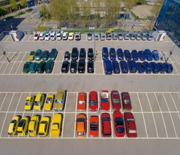organized-parking-lot