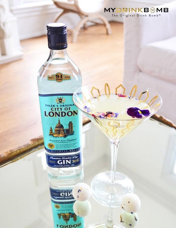 gin my drink bomb