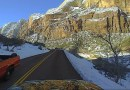 Zion National Park: In & Out & Up! Dashcam Drive into Zion Canyon
