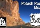 Moab's Amazing Potash Road: A Scenic Drive