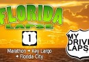 Florida Keys Dashcam: Marathon, Key Largo, Florida City