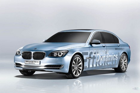 Bmw 7series Activehybrid