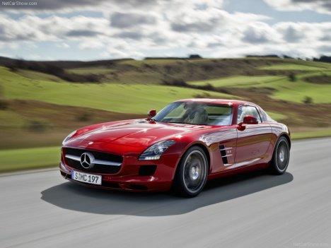 Mercedes-Benz-SLS