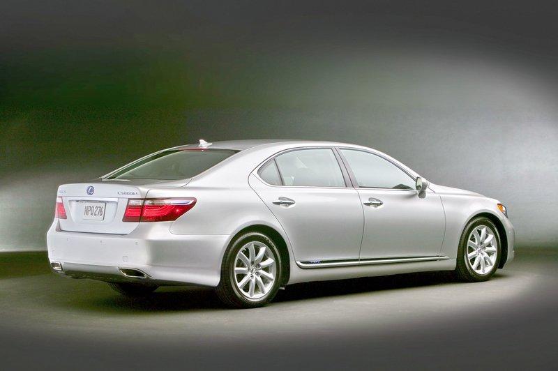 Lexus LS 600h L (2009) - My Drives Online