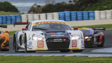 Audi RS 3 LMS continues success