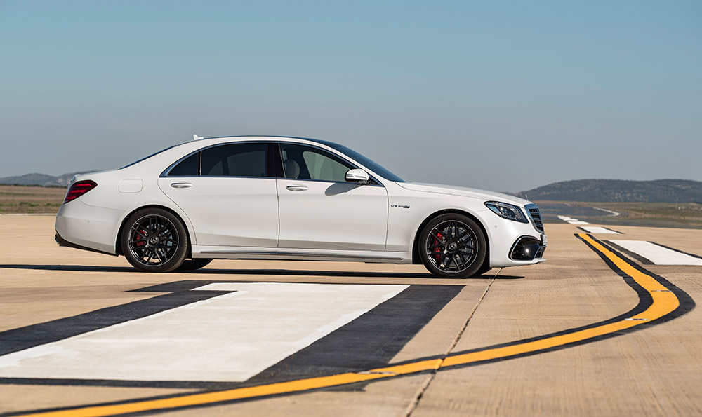 Mercedes-AMG S 63 4MATIC+