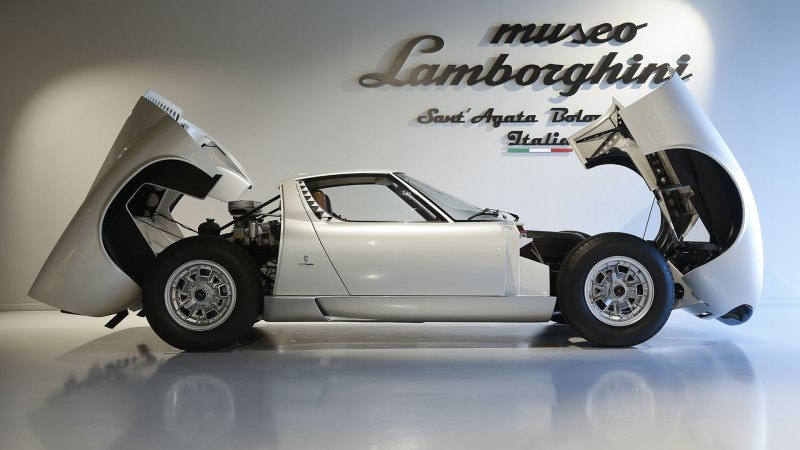 THE OLDEST MIURA IN THE WORLD