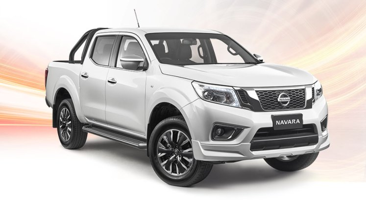 Nissan Navara launches in China