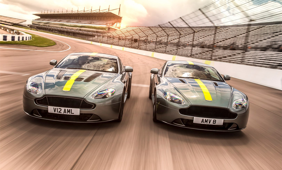 VANTAGE AMR - THE FIRST OF A FIERCE NEW BREED