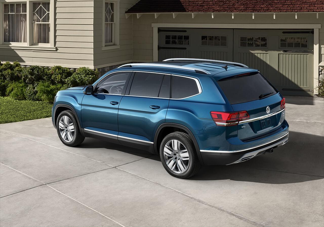 all new Volkswagen Atlas