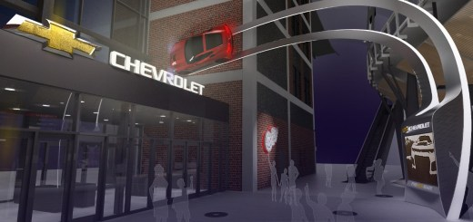 CHEVROLET BECOMES OFFICIAL VEHICLE OF LITTLE CAESARS ARENA