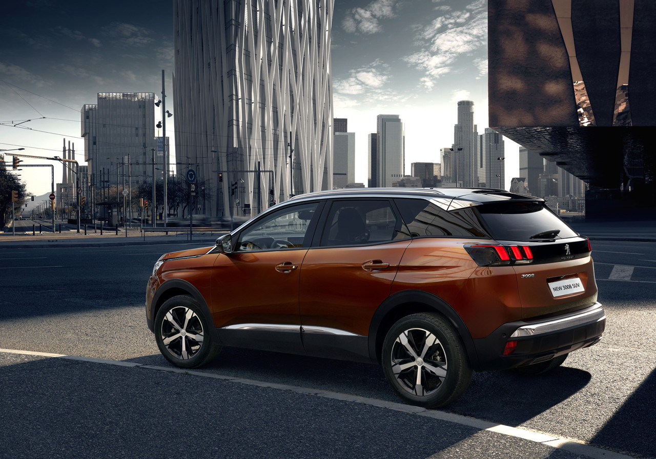 All-new Peugeot Suv Is The Best Mid-size Suv